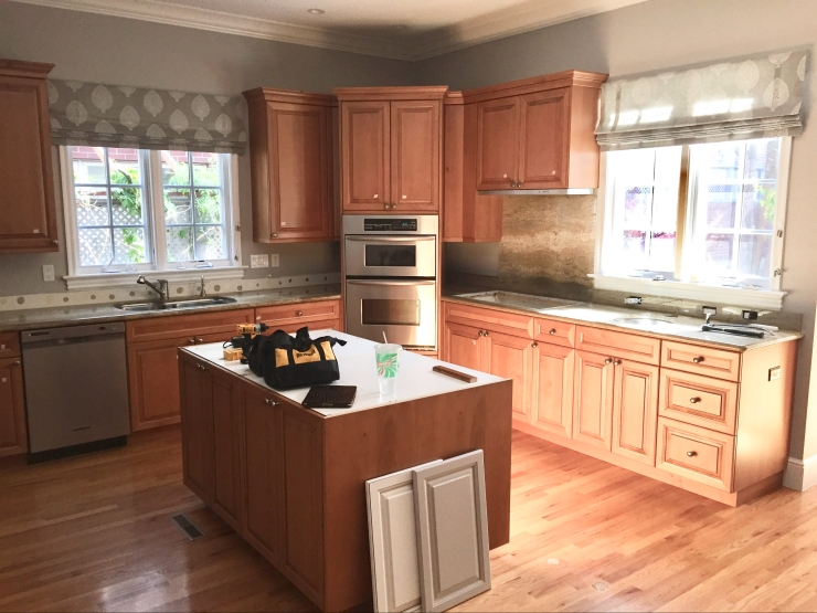 Kitchen Cabinet Refinishing - Littleton, CO